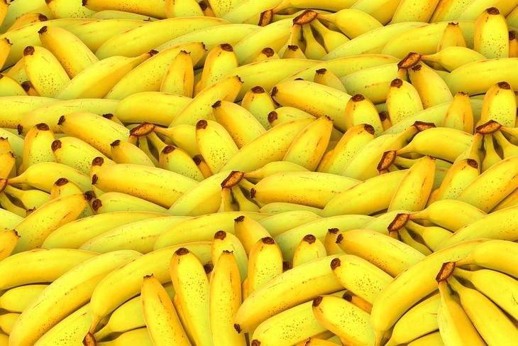 usos de la banana