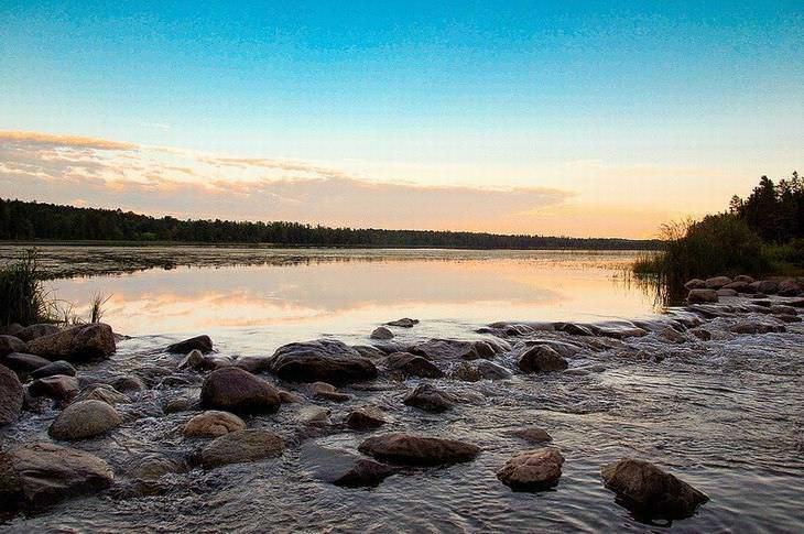 10 ríos y sus humildes fuentes
