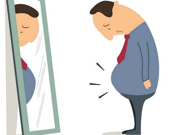 depresión y obesidad