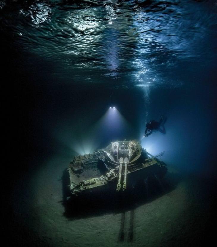 Fotografías Submarinas