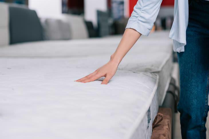 9 señales nuevo colchón