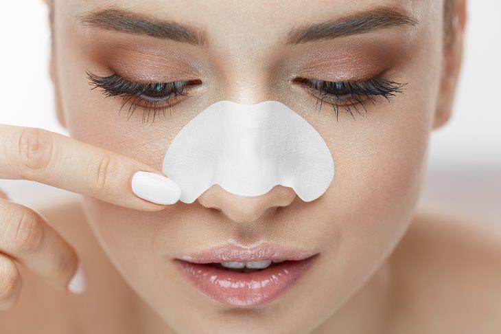 piel limpia de poros