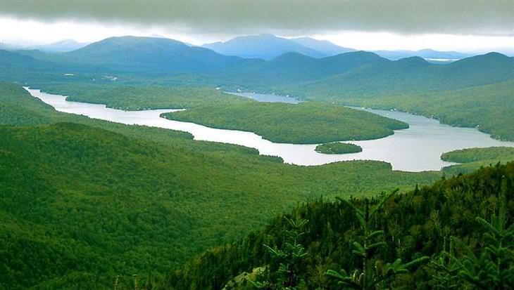 10 Lugares Con Naturaleza En NY