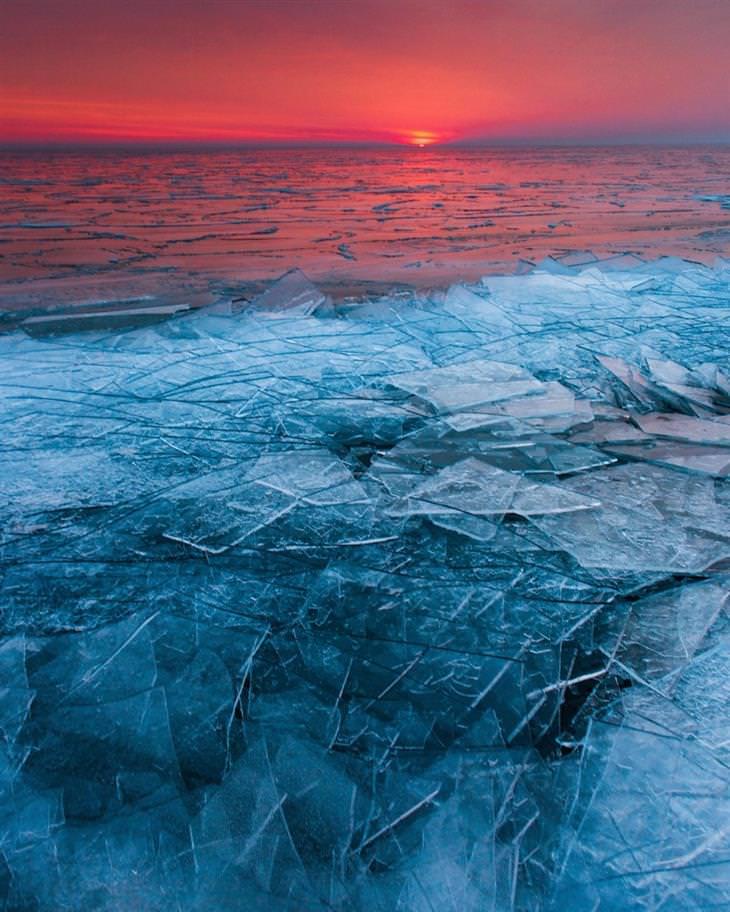 Ejemplos De La Belleza De La Tierra