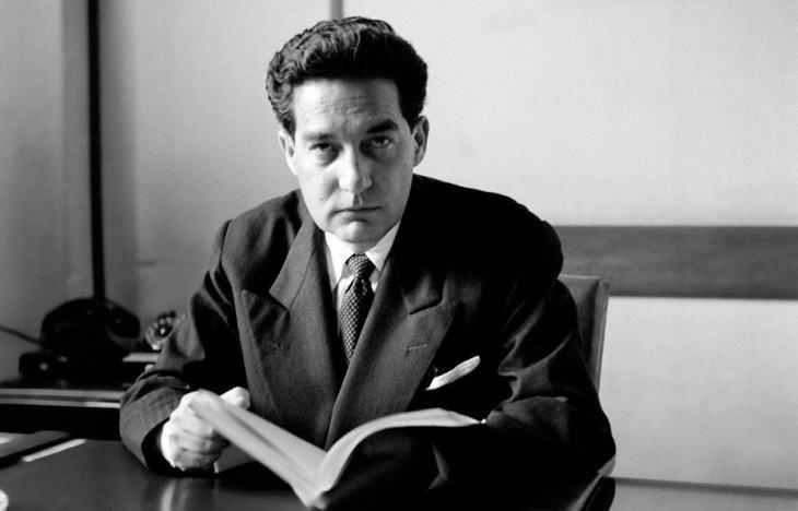 15 Frases De Octavio Paz