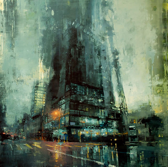 Pinturas al óleo de Jeremy Mann