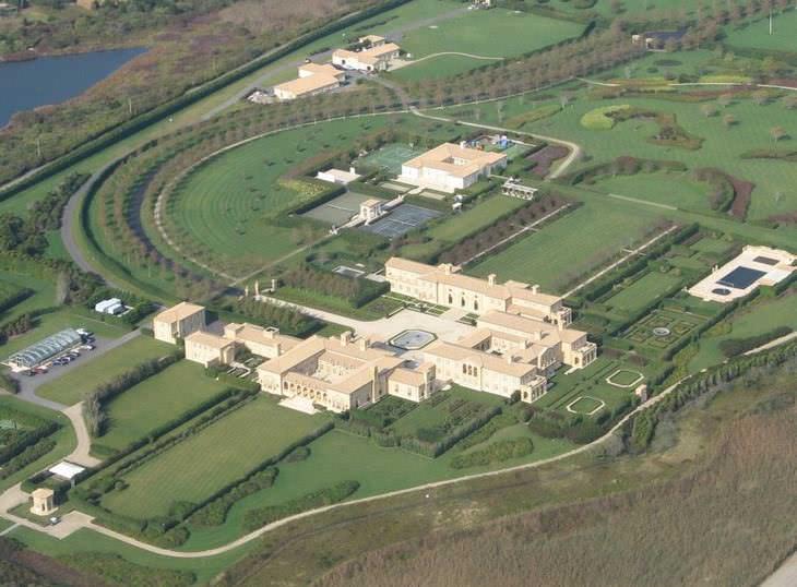 15 Mansiones Más Grandes Del Mundo