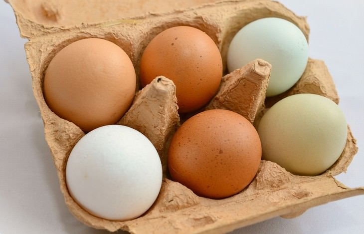 12 Mitos Sobre Los Huevos