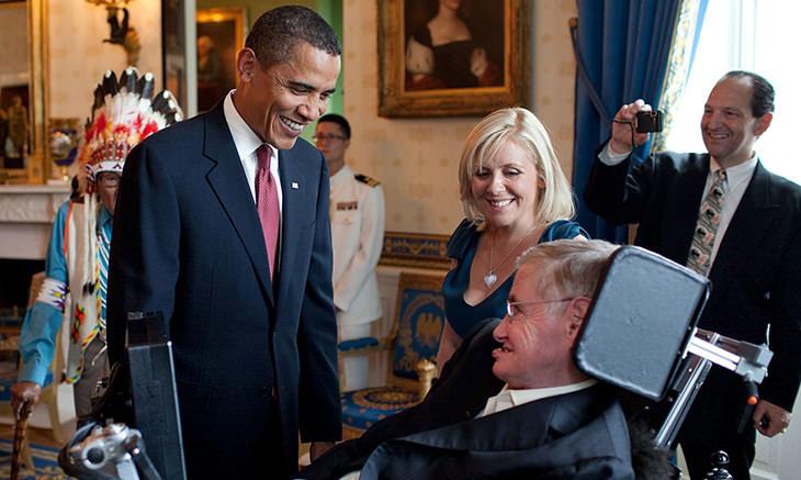 La Vida De Stephen Hawking
