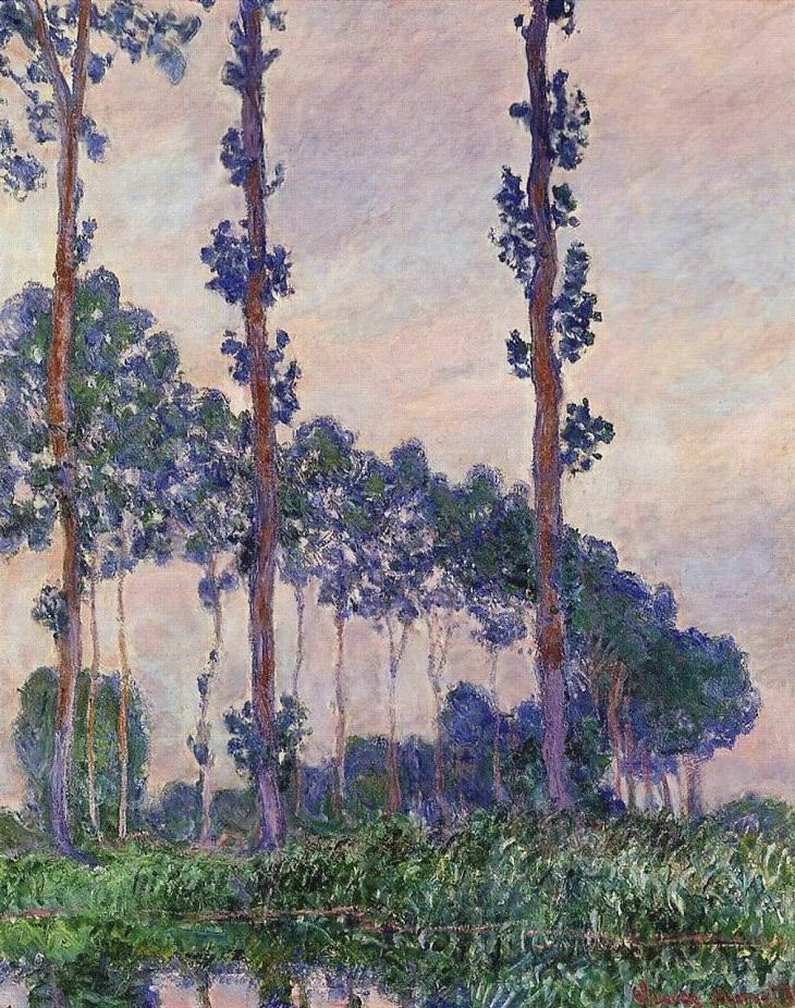 10 Pinturas De Claude Monet