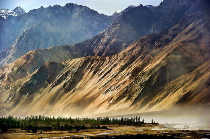 Lugares Naturales India