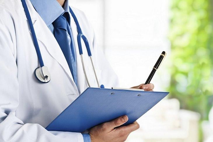 8 pruebas médicas hombre