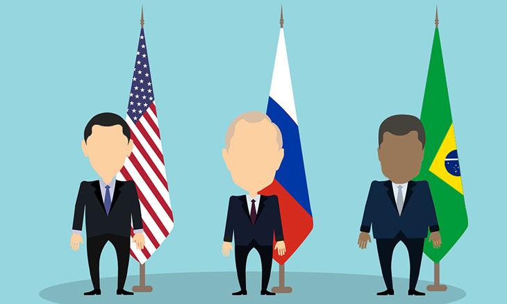 Chiste De Políticos Reunidos