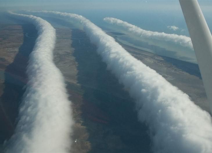 Fotografías De Nubes