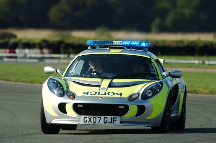 Autos De La Policía