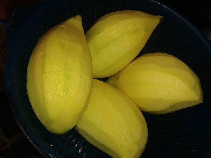 Frutas Sin Cáscaras
