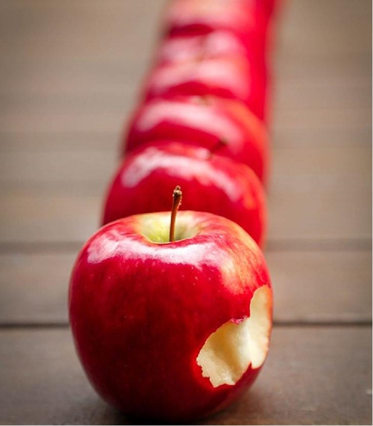 Contenido Nutricional Frutas y Verduras