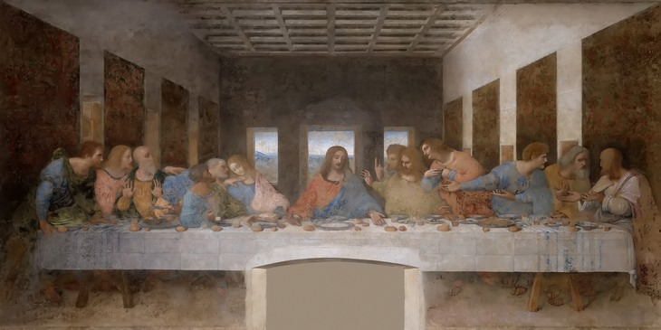 pinturas inspiradas por la biblia