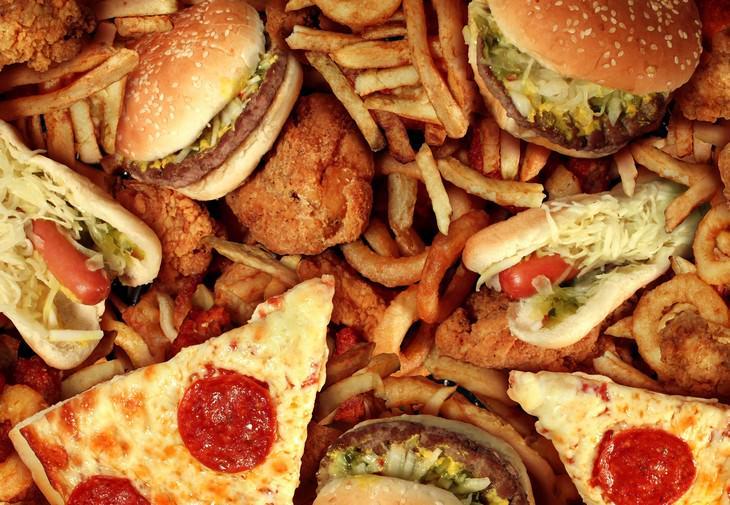 Alimentos No Sanos