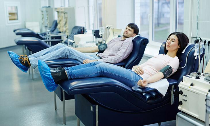 Transfusiones Sangre
