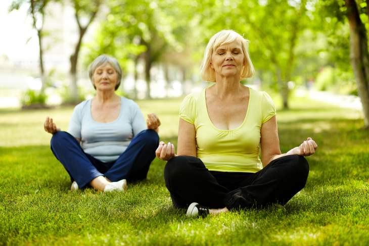 guía meditación principiantes