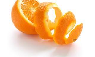 usos cáscaras frutas