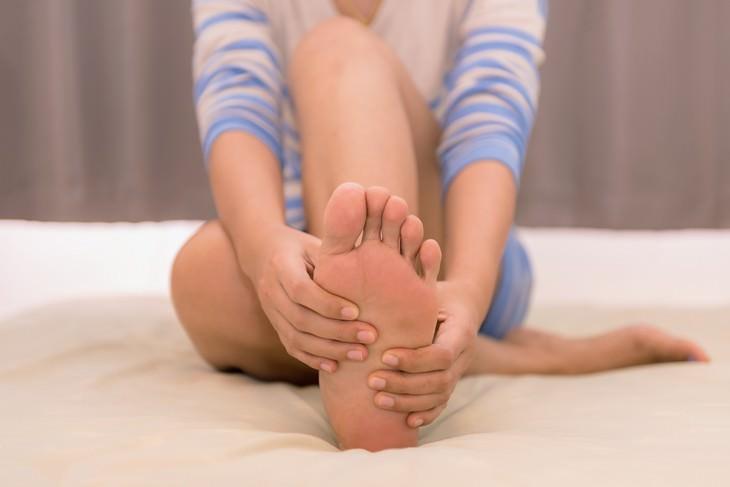 calambres nocturnos en las piernas con diabetes