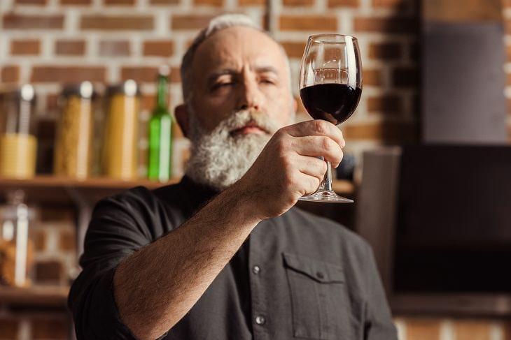 Beber Vino