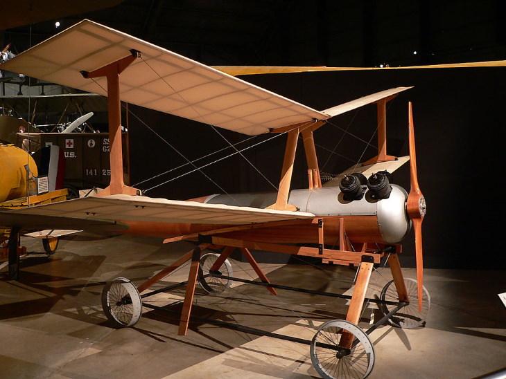 inventos segunda guerra mundial primer drone