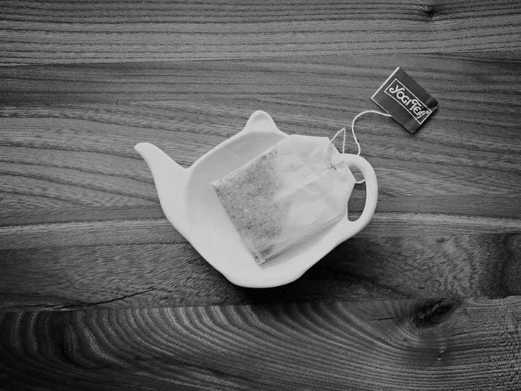 inventos segunda guerra mundial  Bolsas de té