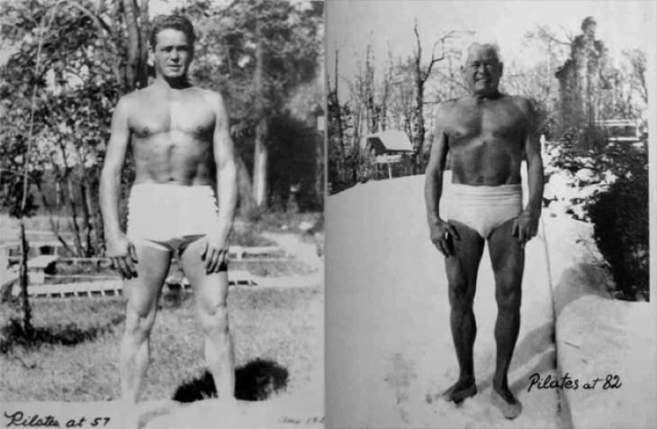 inventos segunda guerra mundial pilates