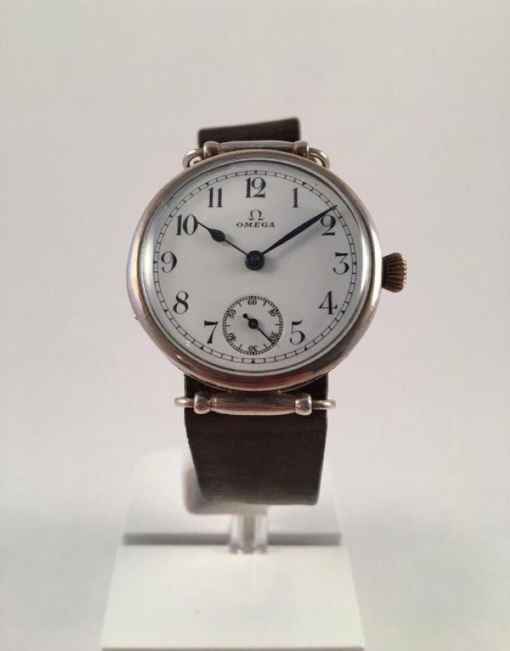 inventos segunda guerra mundial reloj de pulsera