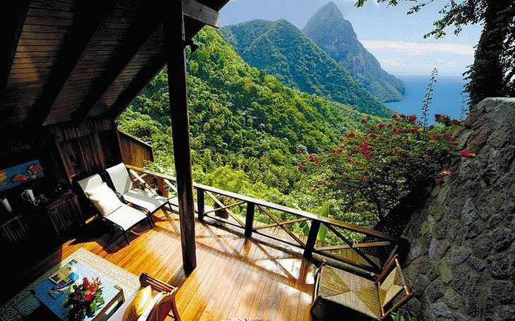 Habitaciones con Fabulosas Vistas Santa Lucía