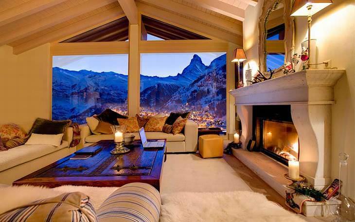 Habitaciones con Fabulosas Vistas Zermatt, Suiza