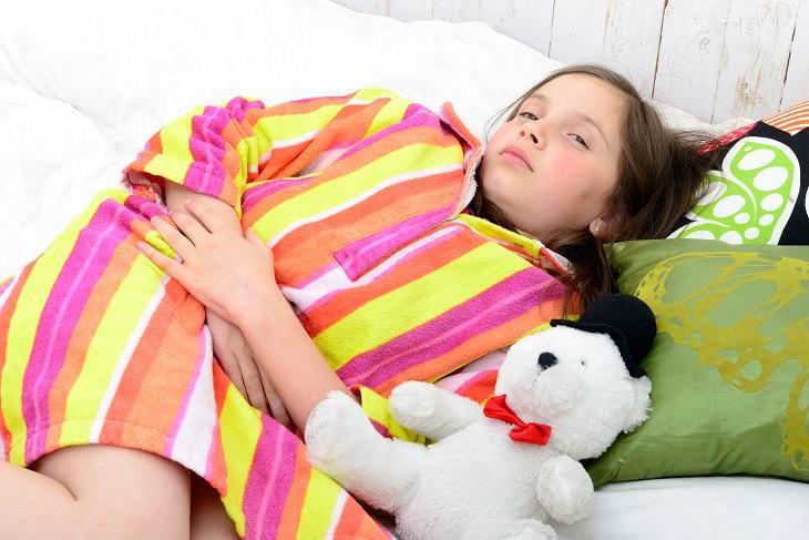 Problemas de salud de inicio en la infancia