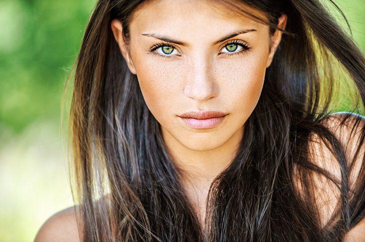 el color de tus ojos revela mucho sobre ti ojos verdes