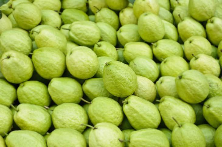 Beneficios De Las Guayabas Propiedades Antioxidantes