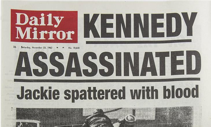7 Preguntas Sin Respuesta Sobre El Asesinato De JFK