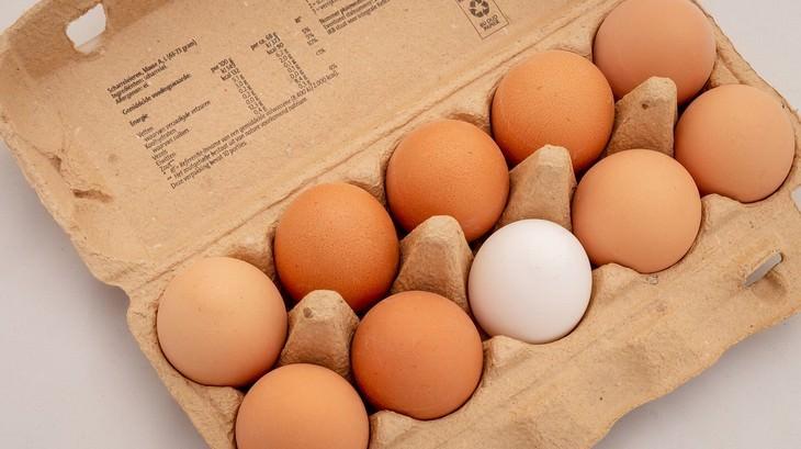 comida caducada que no debes tirar huevos
