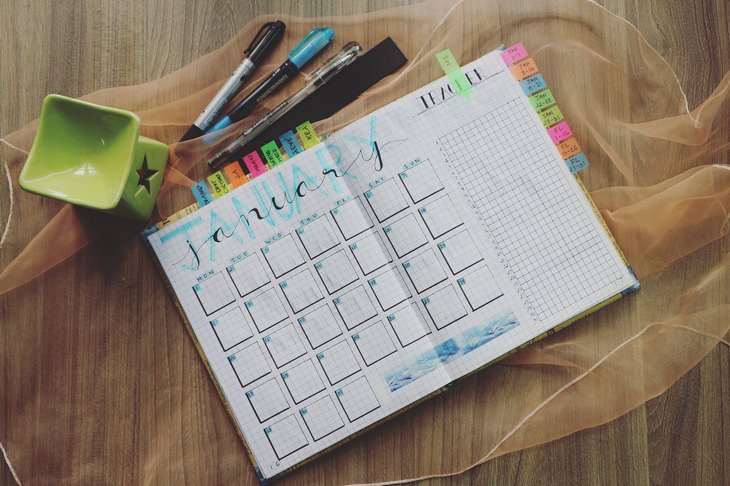 Consejos para disfrutar tu tiempo a solas Programa el tiempo