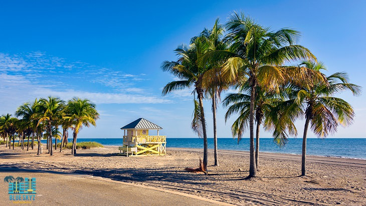 Islas en Florida Key Biscayne