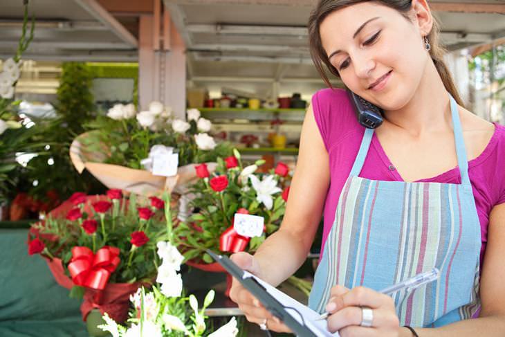 Chiste: Una Florista Confundida