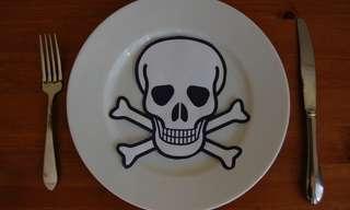 7 Posts Alimentos Peligrosos