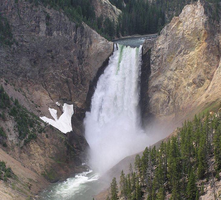 Sitios Patrimonio De La Humanidad En EE.UU Parque nacional Yellowstone