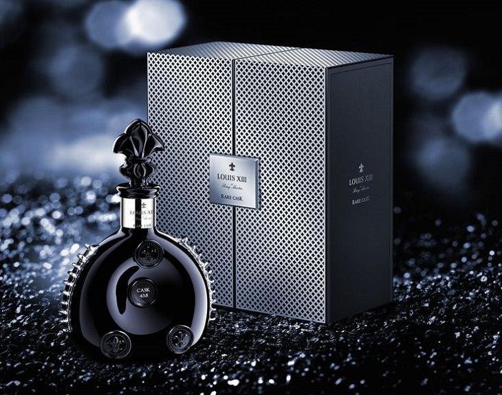 Los licores, licores y alcoholes más caros vendidos en todo el mundo, Remy Martin'S Black Pearl Louis Xiii Anniversary Edition - $ 165,000