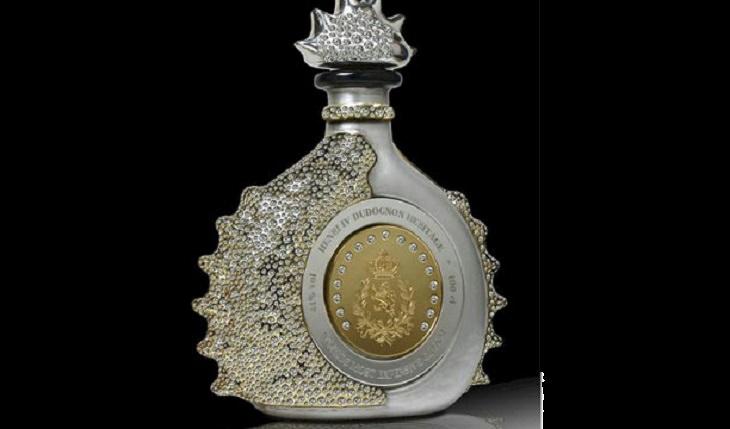 Los licores, licores y alcoholes más caros vendidos en todo el mundo, Henri Iv Dudognon Heritage Cognac Grande Champagne, $ 2 millones