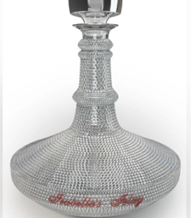 Los licores, licores y alcoholes más caros vendidos en todo el mundo, Isabella's Islay, $ 6.4 millones