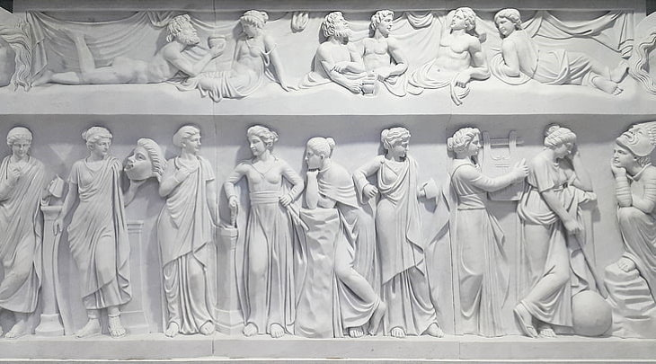 Alucinantes Datos Históricos  Hombres griegos y romanos ridiculizaban a los que usaban pantalones