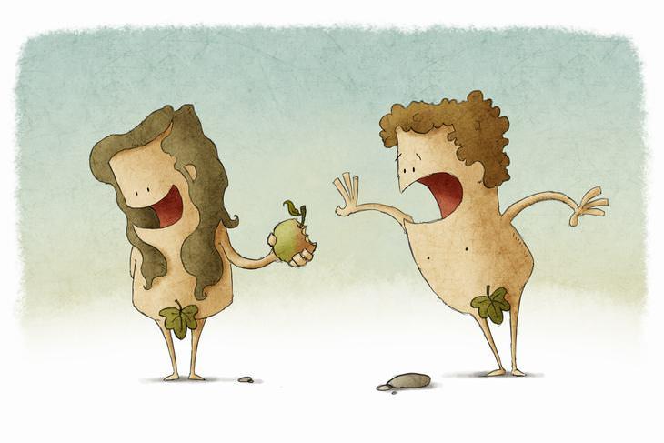 Chiste: ¿De Qué Nacionalidad Eran Adán y Eva?