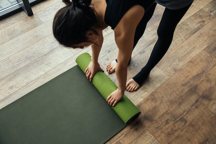 ¿Qué es el yoga restaurativo?
